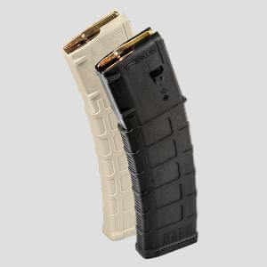 PMAG® 40 AR/M4 (All Colors) GEN M3™ 5.56X45MM NATO Black & Sand MAG233-BLK MAG233-SND