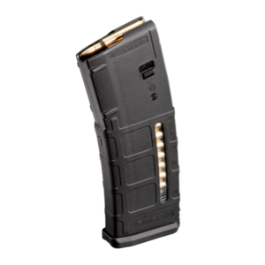 PMAG® Black 30 AR/M4 GEN M2 MOE® WINDOW 5.56X45MM NATO MAG570-BLK