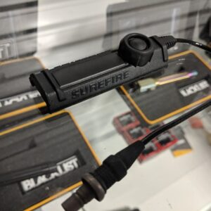 USED Surefire SR Remote Dual Switch for WeaponLights