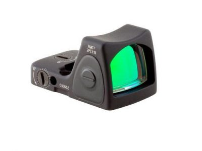 NEW! Trijicon RMR Type 2 Sight Adjustable (LED) 3.25 & 6.5MOA Dots. RM06 & RM07