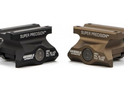 GEISSELE Super Precision - MRO Series Optic Mounts