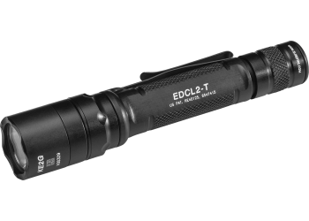 *NEW* Surefire Every Day Carry Tactical 5/1,200 Lumen LED Light EDCL2-T 1,200 lumen Surefire