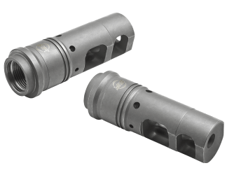 Surefire SFMB-556-1/2-28 Muzzle Brake / Suppressor Adapter 5.56 & 7.62