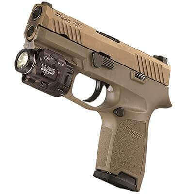 Streamlight TLR-8® 500 Lumen Pistol LIGHT with Laser